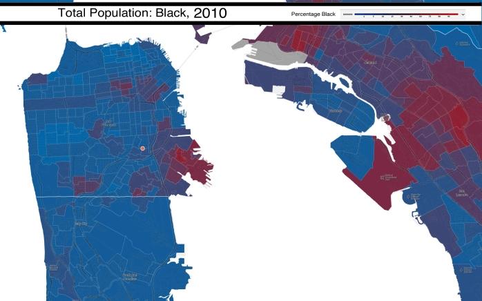 Loss of Black Population