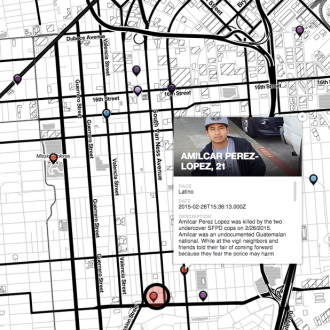 Murders by SFPD